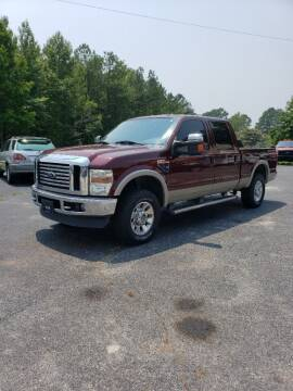 2010 Ford F-250 Super Duty for sale at AUTO LANE INC in Henrico NC