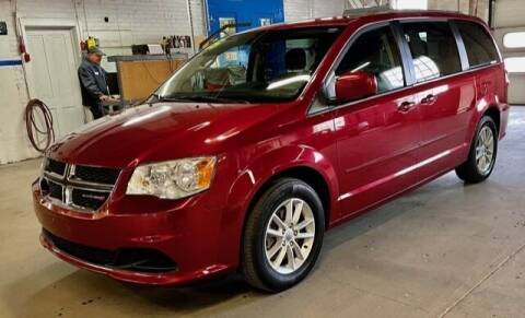 2015 Dodge Grand Caravan for sale at Reinecke Motor Co in Schuyler NE