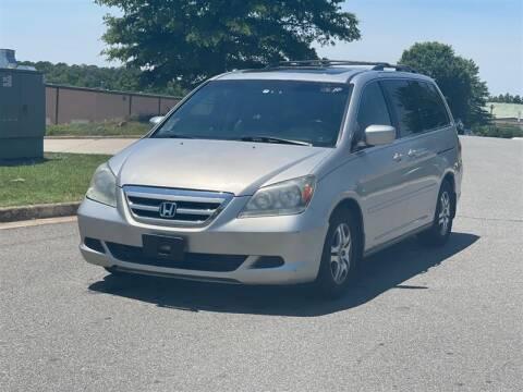 2007 Honda Odyssey for sale at CarXpress in Fredericksburg VA