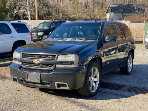 2008 Chevrolet TrailBlazer for sale at AMA Auto Sales LLC in Ringwood NJ