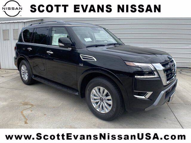 2021 Nissan Armada for sale in Carrollton, GA