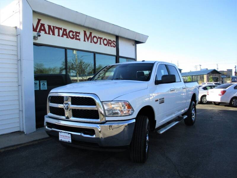 2014 RAM Ram Pickup 2500 for sale at Vantage Motors LLC in Raytown MO