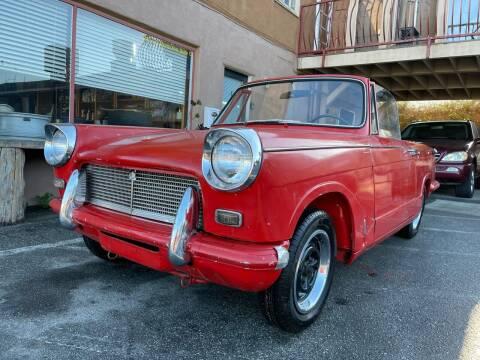 1963 Triumph Herald for sale at Dodi Auto Sales in Monterey CA