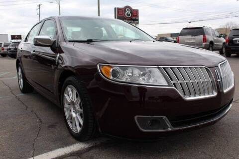 2011 Lincoln MKZ for sale at B & B Car Co Inc. in Clinton Twp MI