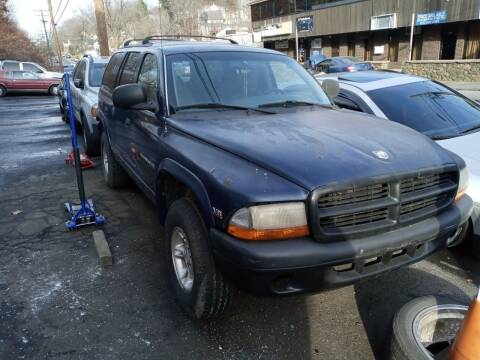 1999 Dodge Durango for sale at Family Auto Center in Waterbury CT