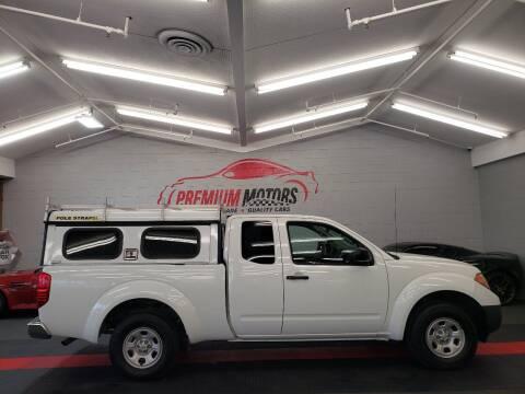 2014 Nissan Frontier for sale at Premium Motors in Villa Park IL
