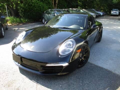 2014 Porsche 911 for sale at Elite Auto Wholesale in Midlothian VA