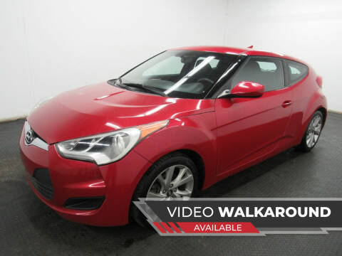 2016 Hyundai Veloster for sale at Automotive Connection in Fairfield OH