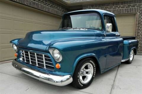 1956 Chevrolet Apache for sale at NJ Enterprises in Indianapolis IN