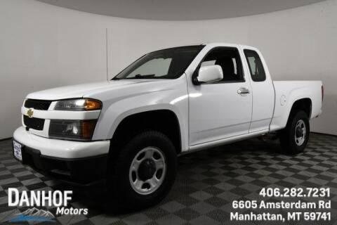 2012 Chevrolet Colorado for sale at Danhof Motors in Manhattan MT
