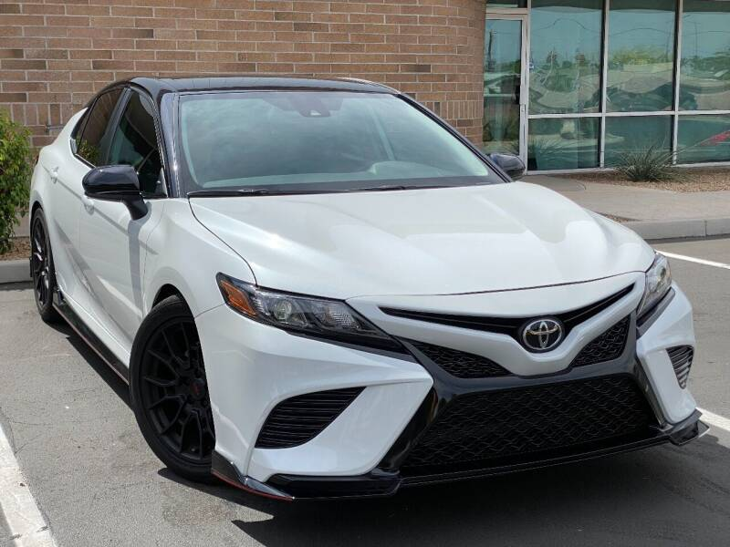 2020 Toyota Camry for sale at AKOI Motors in Tempe AZ