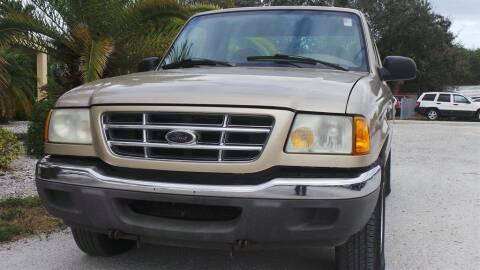 2001 Ford Ranger for sale at Southwest Florida Auto in Fort Myers FL