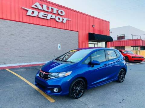 2018 Honda Fit for sale at Auto Depot - Nashville in Nashville TN