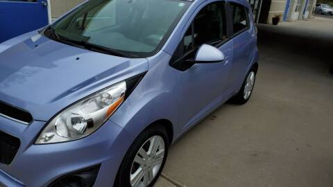 2014 Chevrolet Spark for sale at City Auto Sales in La Crosse WI