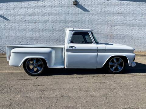 1966 Chevrolet C/K 10 Series for sale at Smart Chevrolet in Madison NC