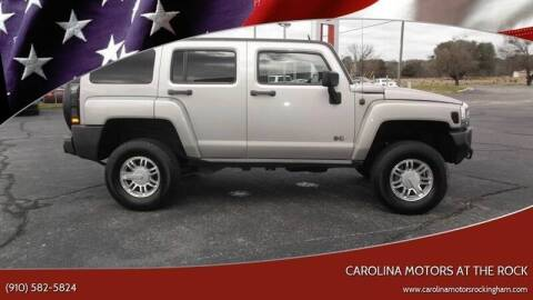 2007 HUMMER H3 for sale at CAROLINA MOTORS in Thomasville NC