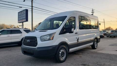2016 Ford Transit Passenger for sale at Capital Motors in Raleigh NC