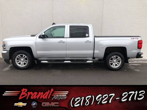 2017 Chevrolet Silverado 1500 for sale at Brandl GM in Aitkin MN
