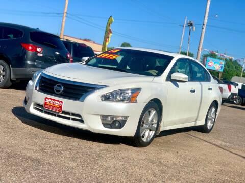 2013 Nissan Altima for sale at SOLOMA AUTO SALES in Grand Island NE