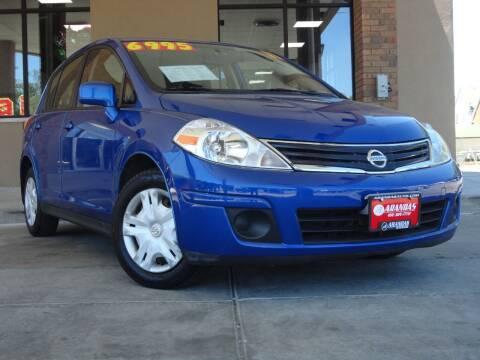 2011 Nissan Versa for sale at Arandas Auto Sales in Milwaukee WI