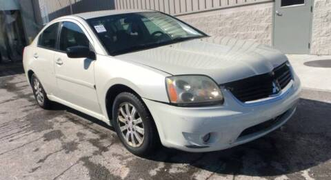 2008 Mitsubishi Galant for sale at D & J AUTO EXCHANGE in Columbus IN