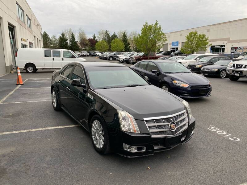 2010 Cadillac CTS for sale at Super Bee Auto in Chantilly VA