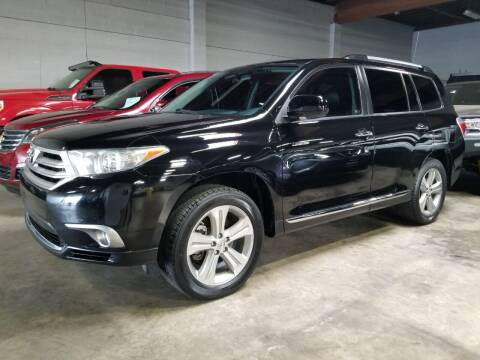 2013 Toyota Highlander for sale at 916 Auto Mart ONLY $399 DOWN!!!* in Sacramento CA
