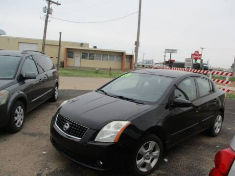 2009 Nissan Sentra for sale at Sunrise Auto Sales in Liberal KS