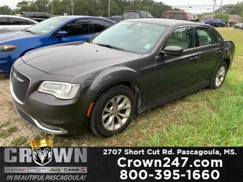 2015 Chrysler 300 for sale at CROWN  DODGE CHRYSLER JEEP RAM FIAT in Pascagoula MS