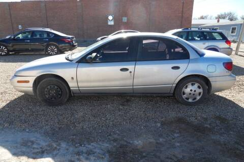 2002 Saturn S-Series for sale at Paris Fisher Auto Sales Inc. in Chadron NE