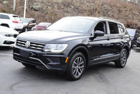 2020 Volkswagen Tiguan for sale at Automall Collection in Peabody MA