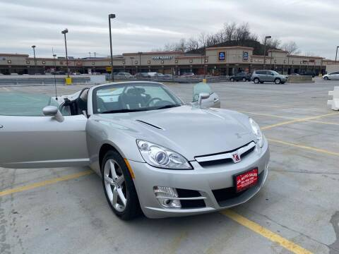 2008 Saturn SKY for sale at JG Auto Sales in North Bergen NJ