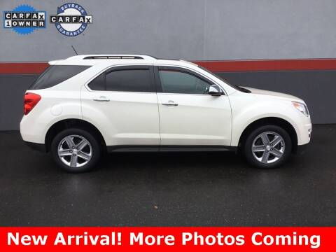 2014 Chevrolet Equinox for sale at Road Ready Used Cars in Ansonia CT