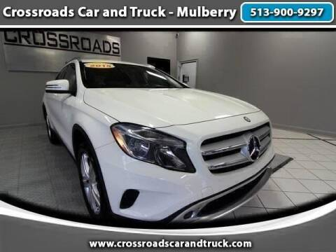 2015 Mercedes-Benz GLA for sale at Crossroads Car & Truck in Milford OH