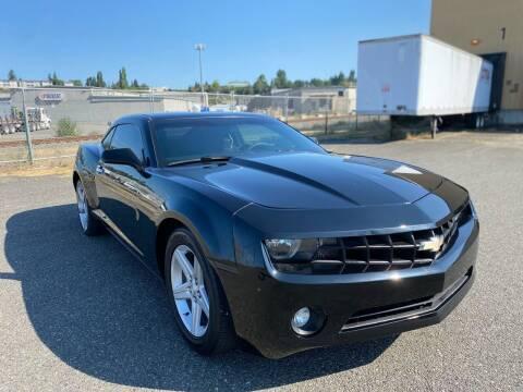 2012 Chevrolet Camaro for sale at South Tacoma Motors Inc in Tacoma WA
