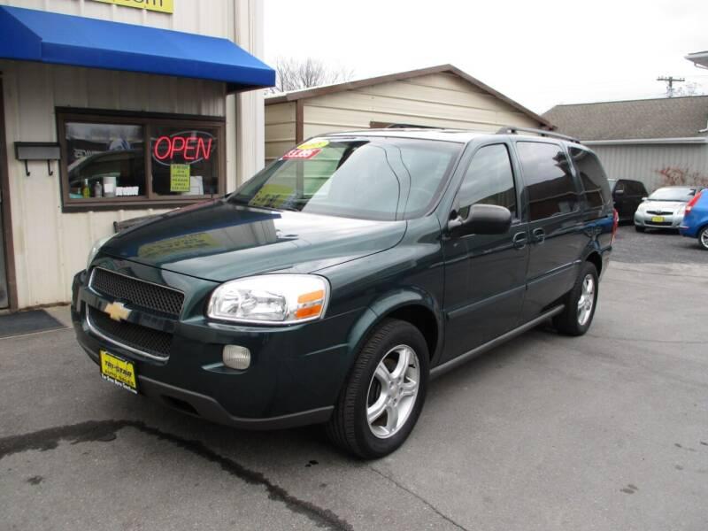 2005 Chevrolet Uplander for sale at TRI-STAR AUTO SALES in Kingston NY