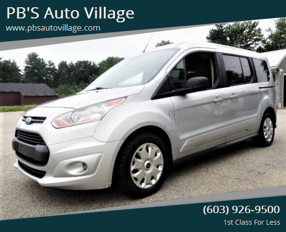 2016 Ford Transit Connect Wagon for sale in Hampton Falls, NH