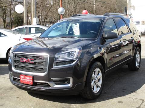 2016 GMC Acadia for sale at Bill Leggett Automotive, Inc. in Columbus OH