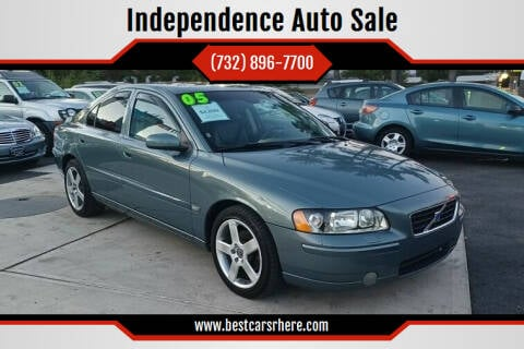 2005 Volvo S60 for sale at Independence Auto Sale in Bordentown NJ