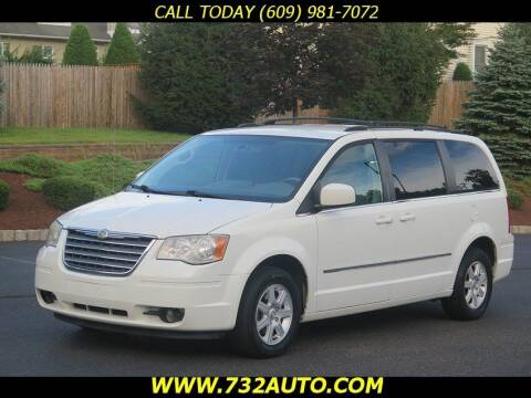 2010 Chrysler Town and Country for sale at Absolute Auto Solutions in Hamilton NJ