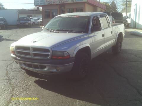 2002 Dodge Dakota for sale at Flag Motors in Columbus OH