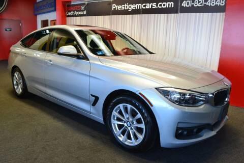 2015 BMW 3 Series for sale at Prestige Motorcars in Warwick RI