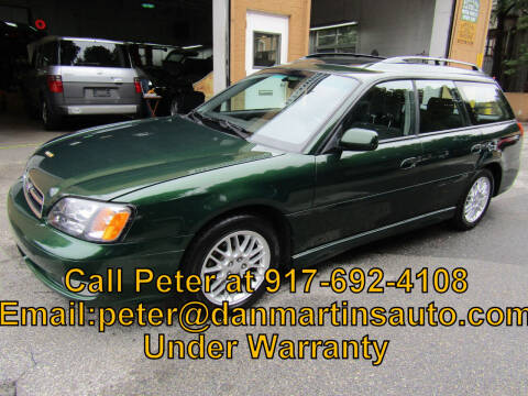 2001 Subaru Legacy for sale at Dan Martin's Auto Depot LTD in Yonkers NY