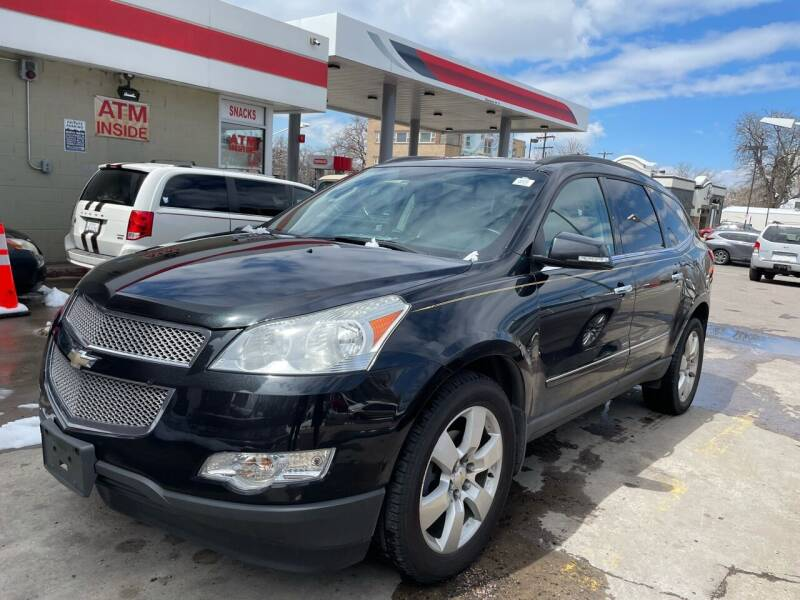 2011 Chevrolet Traverse for sale at Capitol Hill Auto Sales LLC in Denver CO