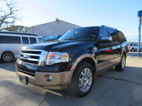 2014 Ford Expedition for sale at Quality Investments in Tyler TX