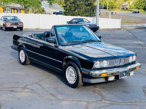 1987 BMW 3 Series for sale at Milford Automall Sales and Service in Bellingham MA