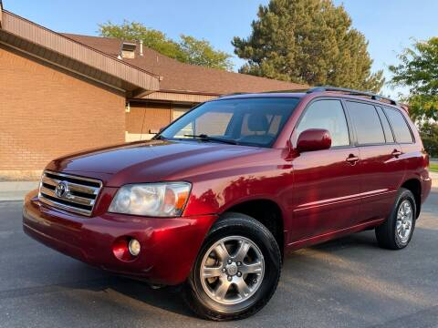 2007 Toyota Highlander for sale at ALIC MOTORS in Boise ID