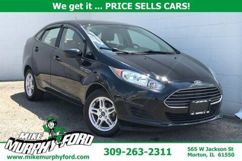 2019 Ford Fiesta for sale at Mike Murphy Ford in Morton IL