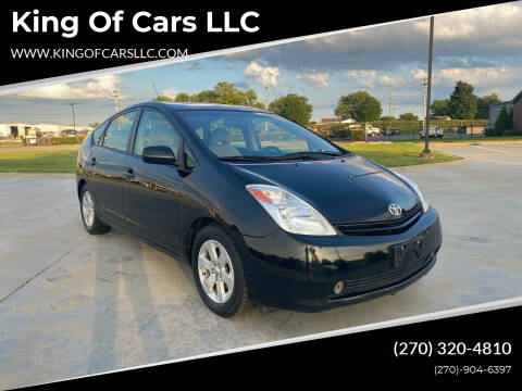 2004 Toyota Prius for sale at King of Cars LLC in Bowling Green KY
