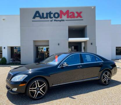 2008 Mercedes-Benz S-Class for sale at AutoMax of Memphis in Memphis TN